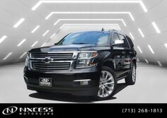 Chevrolet Tahoe 4x4 PREMIER ENTERTAINMENT AND POWER BOARDS Premier 2019