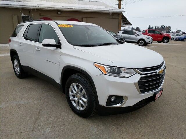 2019 Chevrolet Traverse LT Leather Monticello IA