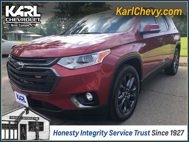 2019 Chevrolet Traverse RS New Canaan CT