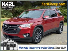2019_Chevrolet_Traverse_RS_ New Canaan CT