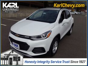 2019_Chevrolet_Trax_LT_ New Canaan CT