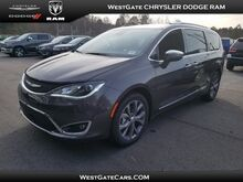 2019_Chrysler_Pacifica_Limited_ Raleigh NC