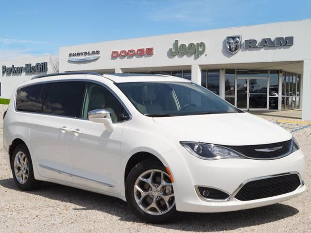 2019 Chrysler Pacifica Limited West Point MS