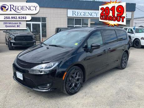 2019 Chrysler Pacifica Touring Plus  - Power Liftgate Quesnel BC