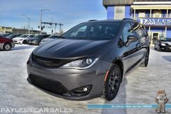 2019_Chrysler_Pacifica_Touring Plus / S Appearance Pkg / Auto Start / Apple CarPlay & Andriod Auto / Back Up Camera / Blind Spot Alert / Keyless Entry & Start / Rear Power Sliding Doors / Power Lift Gate / 3rd Row / Seats 7 / 1-Owner_ Anchorage AK