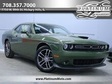 2019_Dodge_Challenger GT AWD_1 Owner Moonroof Auto Rare Color F8 Green MSRP $36.670_ Hickory Hills IL