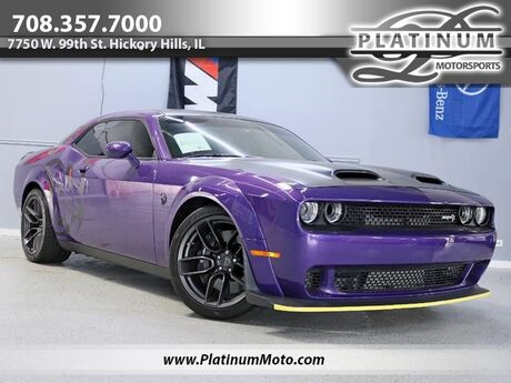 2019 Dodge Challenger SRT Hellcat Redeye Widebody WOW Huge Window MSRP $96,295 Fully Loaded Hickory Hills IL