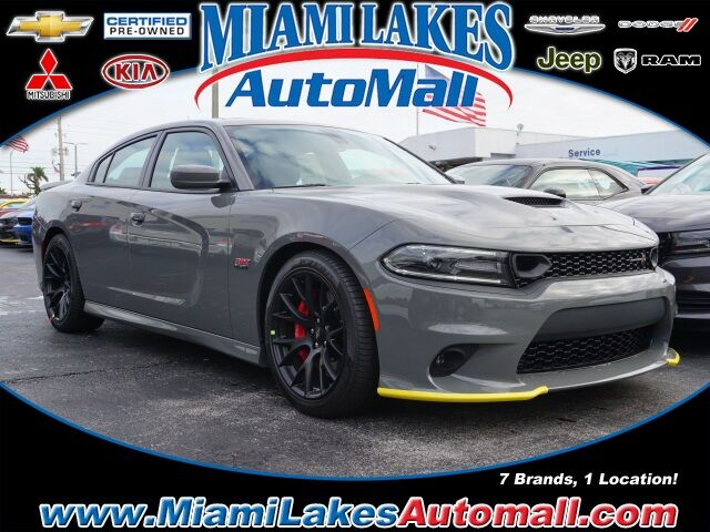 2019 Dodge Charger R/T Scat Pack Miami Lakes FL 29206241