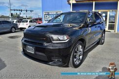 2019_Dodge_Durango_R/T / AWD / 5.7L HEMI V8 / Auto Start / Heated Suede Seats / Heated Steering Wheel / Alpine Speakers / Navigation / Sunroof / 3rd Row / Seats 7 / Bluetooth / Back Up Camera / Cruise Control / 1-Owner_ Anchorage AK