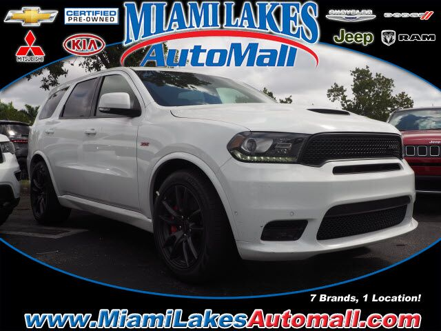 2019 Dodge Durango Srt Miami Lakes Fl 26464762