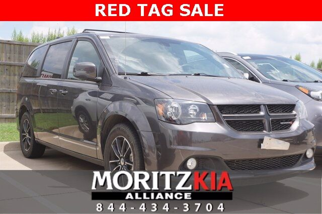 2019 Dodge Grand Caravan GT Fort Worth TX