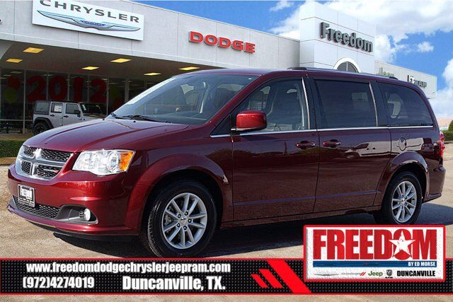 Used 2019 Dodge Grand Caravan Sxt In Duncanville Tx