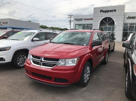2019_Dodge_Journey_SE_ Paris TN