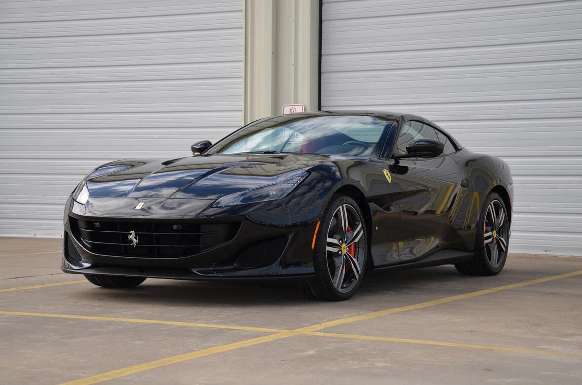2019 Ferrari Portofino Under MSRP Tomball TX