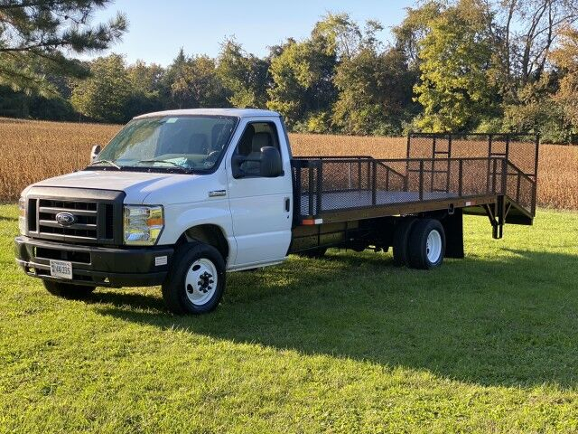 2019 Ford E350 22' Landscape Body with Drive-On Gate  Crozier VA