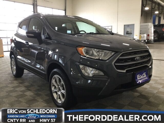 2019 Ford EcoSport SE Milwaukee WI