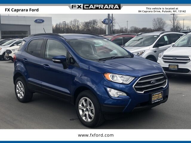 2019 Ford EcoSport SE Watertown NY