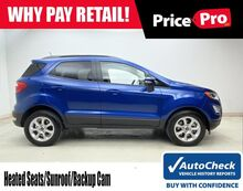 2019_Ford_EcoSport_SE w/Sunroof_ Maumee OH