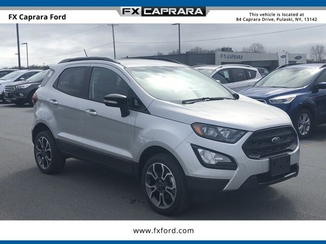 2019 Ford EcoSport SES Watertown NY