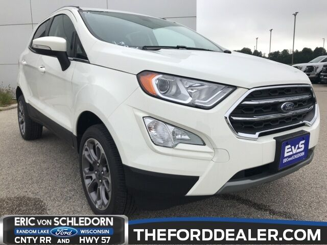 2019 Ford EcoSport Titanium Milwaukee WI