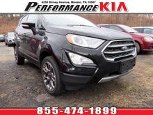 2019_Ford_EcoSport_Titanium_ Moosic PA