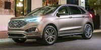Ford Edge SEL, Cold Weather Pkg., Class II Trailer Tow Pkg. 2019