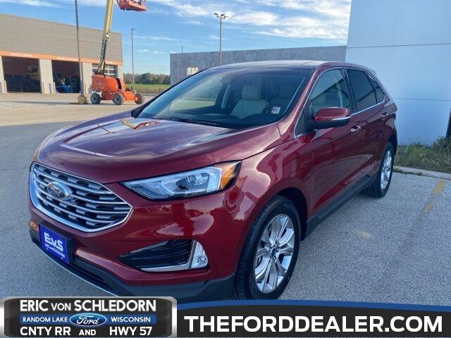 2019 Ford Edge Titanium Milwaukee WI