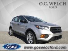 2019_Ford_Escape_S_ Hardeeville SC