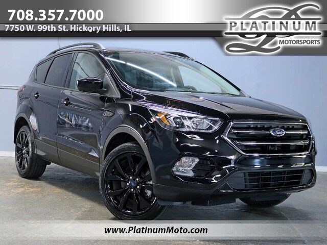 2019 Ford Escape SE 1 Owner 4x4 Back Up Camera Hickory Hills IL