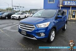 2019_Ford_Escape_SE / AWD / Auto Start / Heated Seats / Bluetooth / Back Up Camera / Apple CarPlay & Android Auto / Keyless Entry & Start / Tow Pkg / 28 MPG / 1-Owner_ Anchorage AK