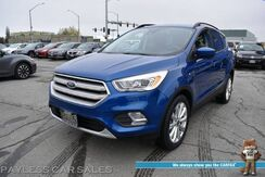 2019_Ford_Escape_SEL / 4WD / Auto Start / Safe & Smart Pkg / Heated Leather Seats / Panoramic Sunroof / Adaptive Cruise Control / Lane Departure & Blind Spot Alert / Bluetooth / Back Up Camera / 28 MPG / 1-Owner_ Anchorage AK