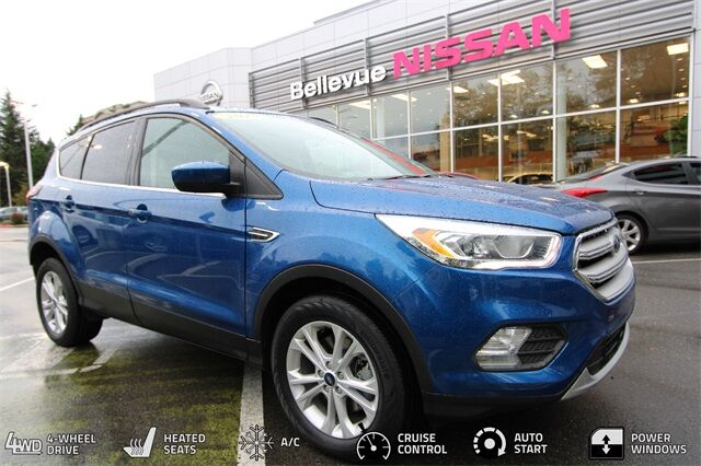 2019 Ford Escape SEL Bellevue WA
