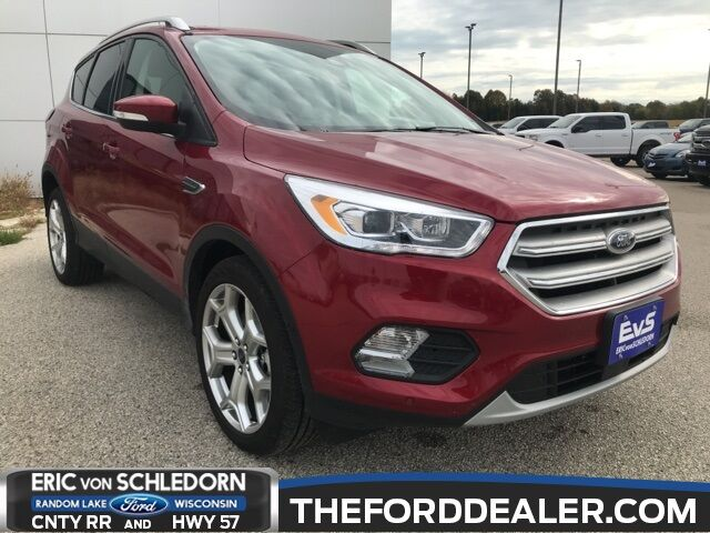 2019 Ford Escape Titanium Milwaukee WI
