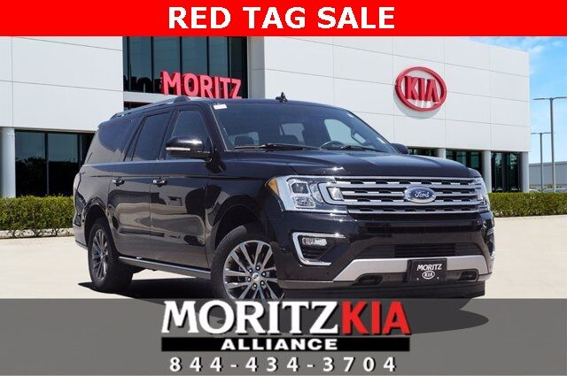 2019 Ford Expedition Max Limited Fort Worth TX