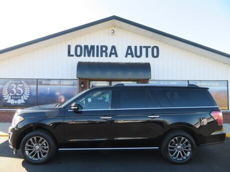 2019 Ford Expedition Max Limited Lomira WI
