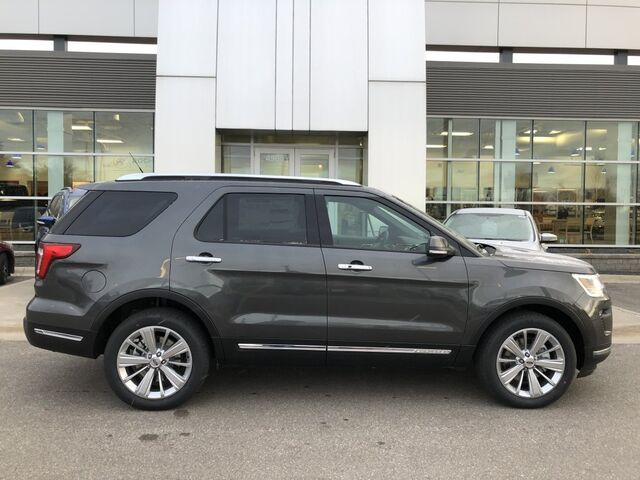 2019 Ford Explorer Limited Rochester MN