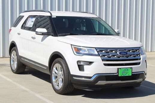 2019 Ford Explorer Limited  TX