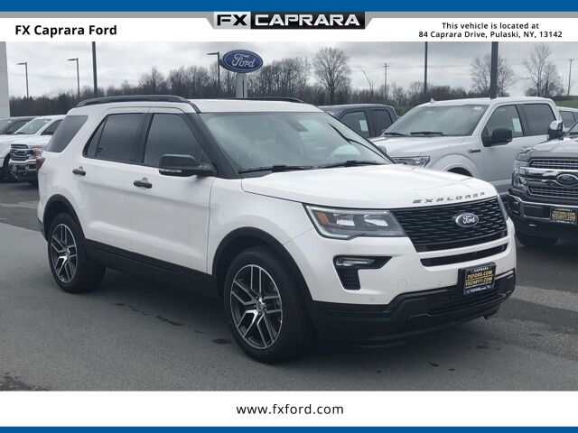 2019 Ford Explorer Sport Watertown NY