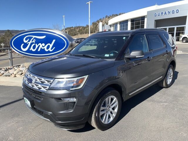 2019 Ford Explorer XLT Durango CO