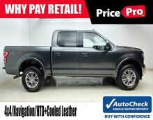 2019_Ford_F-150_LARIAT 4WD Crew Cab 5.0L V8 w/Navigation_ Maumee OH