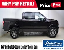 2019_Ford_F-150_LARIAT 4WD SuperCrew 5.0L V8_ Maumee OH