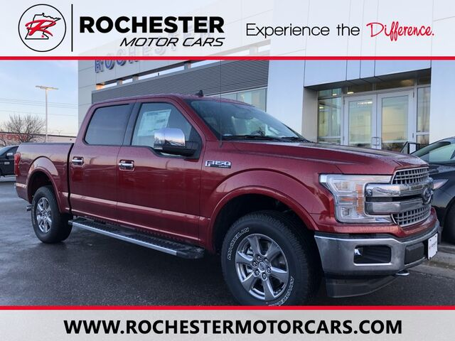 Ford Rochester Mn >> 2019 Ford F 150 Lariat N Rochester Mn 27511869