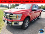 2019 Ford F-150 Lariat 4X4 CHROME PKG