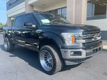 2019_Ford_F-150_Lariat SuperCrew 5.5-ft. Bed 4WD LIFTED NAV EST.$8800 BUILT IN_ Charlotte NC