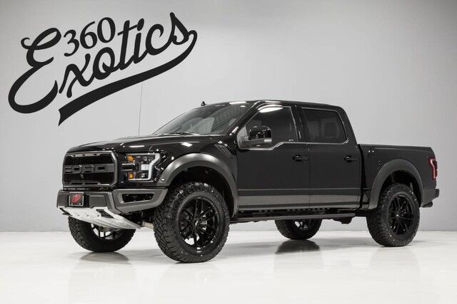 2019 Ford F-150 Supercrew Raptor Lifted W/ 22 Off Road wheels & 37 Tires Austin TX