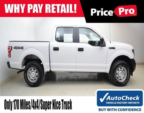 2019 Ford F-150 XL 4WD SuperCrew Maumee OH