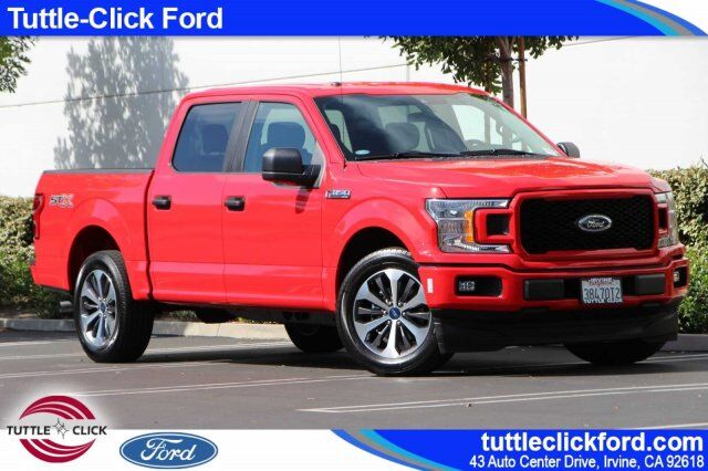 Tuttle Click Ford >> 2019 Ford F 150 Xl