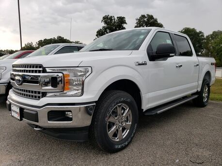2019_Ford_F-150_XLT 4X4 CHROME PKG_ Paris TN
