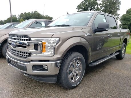 2019_Ford_F-150_XLT FX4 CHROME PKG_ Paris TN
