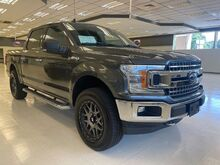 2019_Ford_F-150_XLT SuperCrew FX4 5.5-ft. Bed 4WD LIFTED EST.$6800 BUILT IN CENTER SHIFT_ Charlotte NC